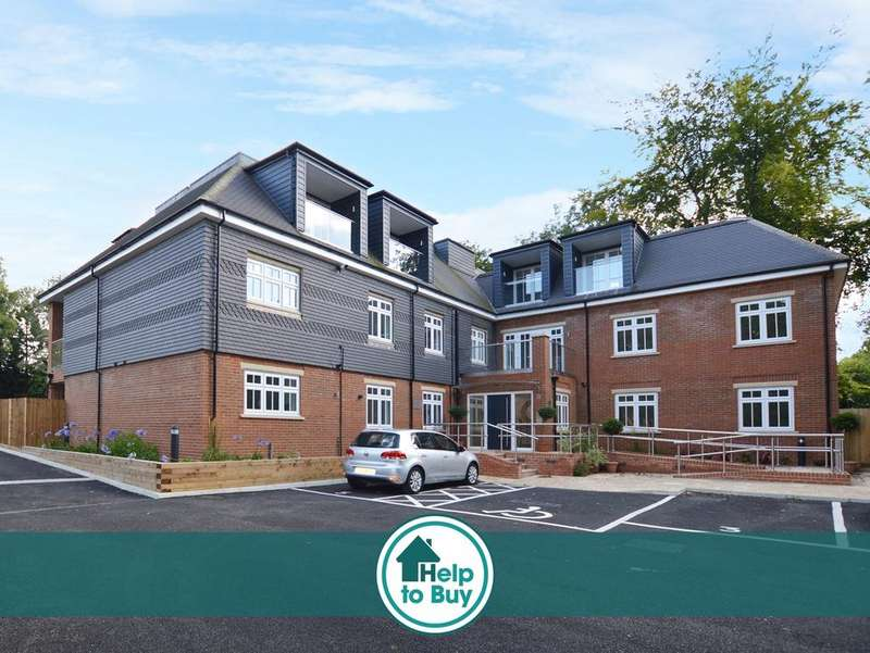 2 Bedrooms Flat for sale in Searchwood Road Warlingham CR6