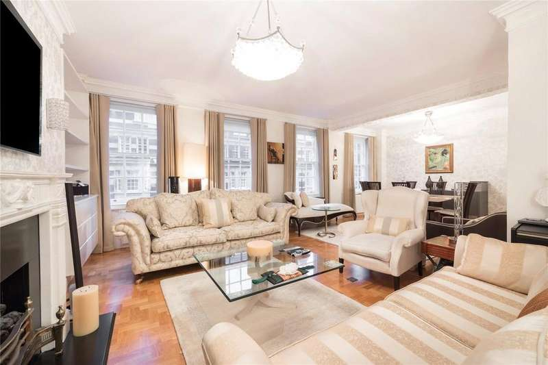 4 Bedrooms Flat for sale in Lanchester Court, Seymour Street, London