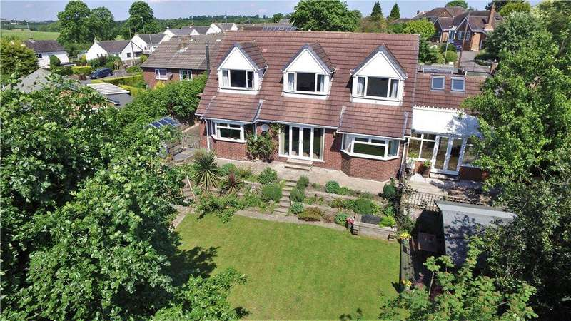 5 Bedrooms Detached House for sale in Springfield Place, Garforth, Leeds, West Yorkshire
