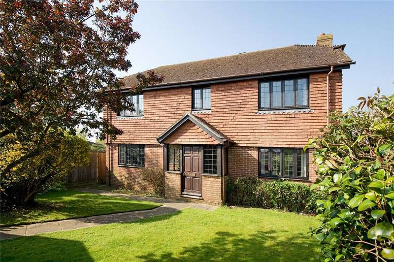 4 Bedrooms Detached House for sale in The Grange, Barcombe, Lewes, East Sussex