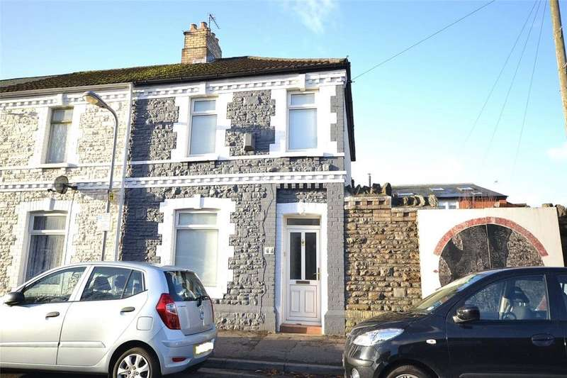 2 Bedrooms End Of Terrace House for sale in Market Road, Canton, Cardiff, CF5