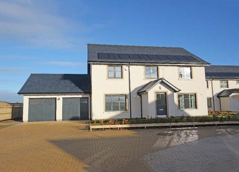 4 Bedrooms Detached House for sale in Plot 4 North Barns , Bankfoot, Perthshire, PH1 4DZ