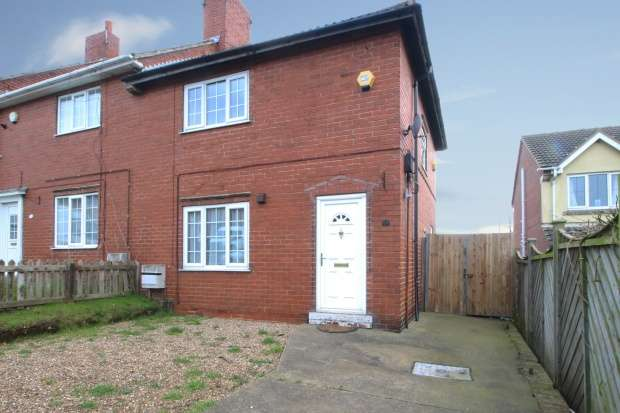 2 Bedrooms Property for sale in School Street, Pontefract, West Yorkshire, WF9 1EP