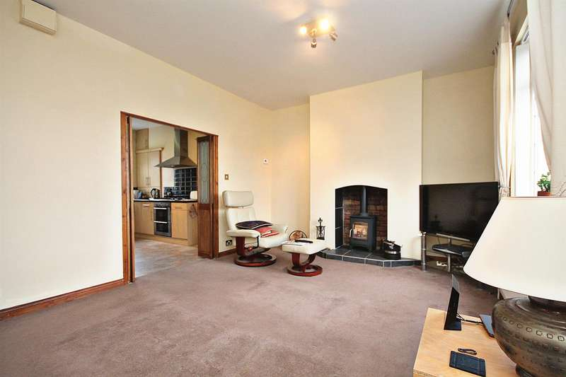 2 Bedrooms Terraced House for sale in Wood View, Langley Park, Durham