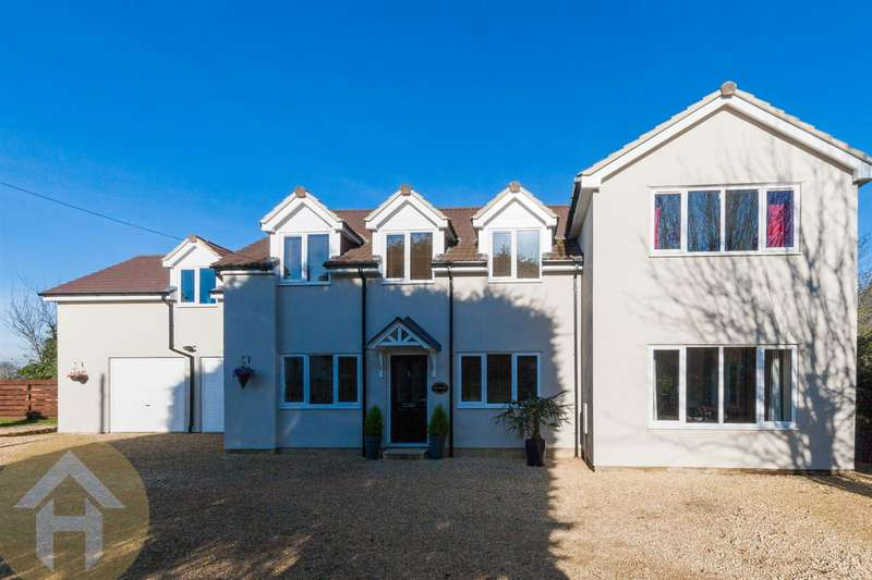 5 Bedrooms Detached House for sale in Causeway End, Brinkworth, SN15