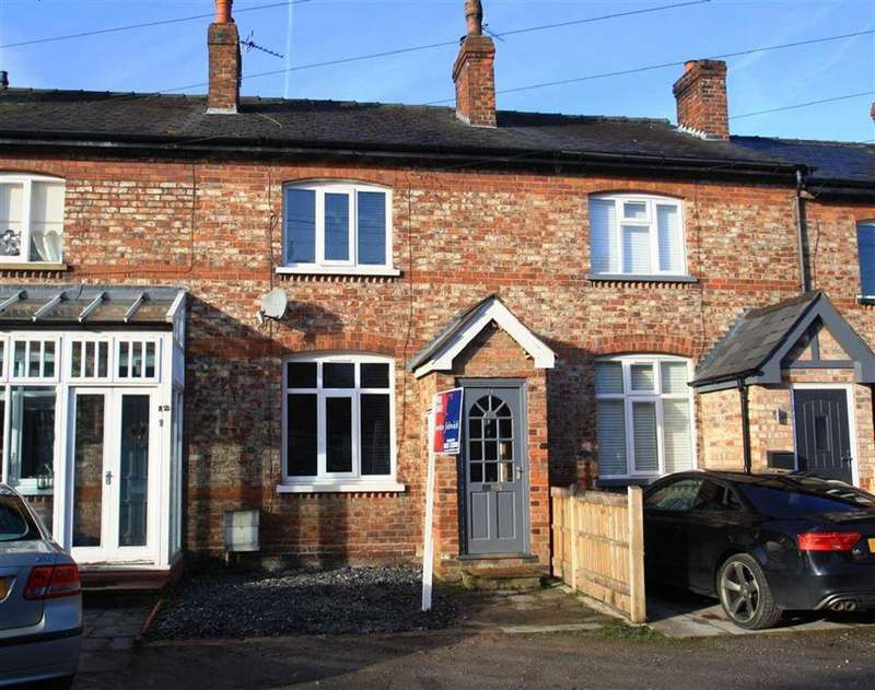 2 Bedrooms Terraced House for sale in Brooke Avenue, Handforth