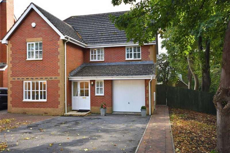 4 Bedrooms Detached House for sale in Brangwyn Court, Swansea