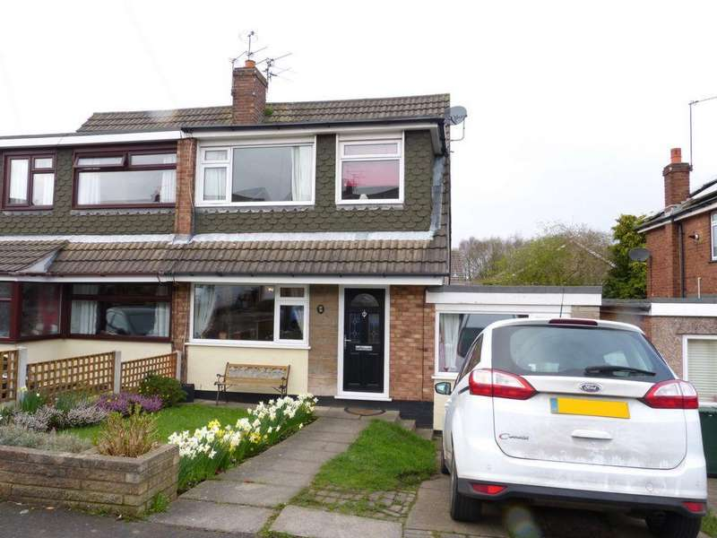 4 Bedrooms House for rent in Nursery Avenue, Ormskirk, L39