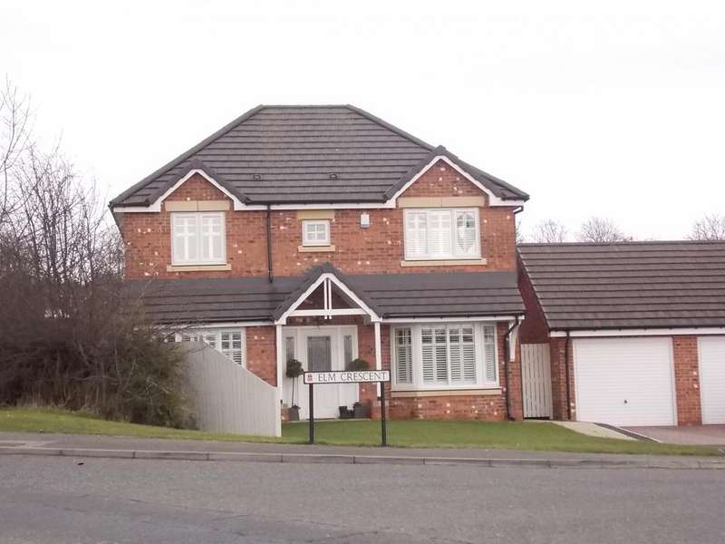 4 Bedrooms Detached House for rent in Elm Crescent, Birtley