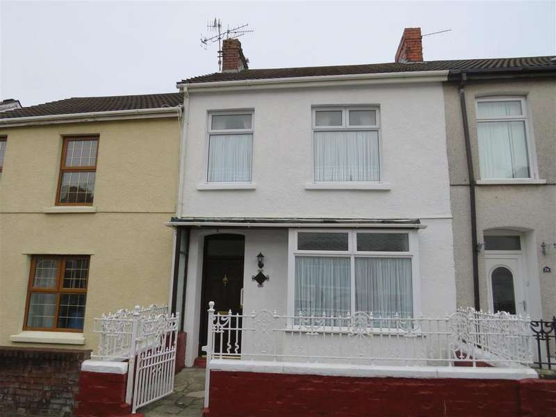 3 Bedrooms Terraced House for sale in Cedric Street, Llanelli