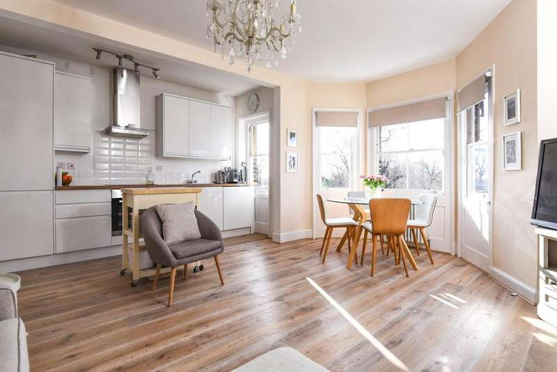 2 Bedrooms Flat for sale in Kidbrooke Grove, Blackheath