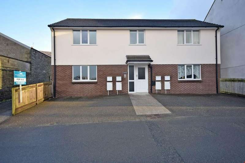 1 Bedroom Apartment Flat for sale in Wadebridge, Cornwall, PL27