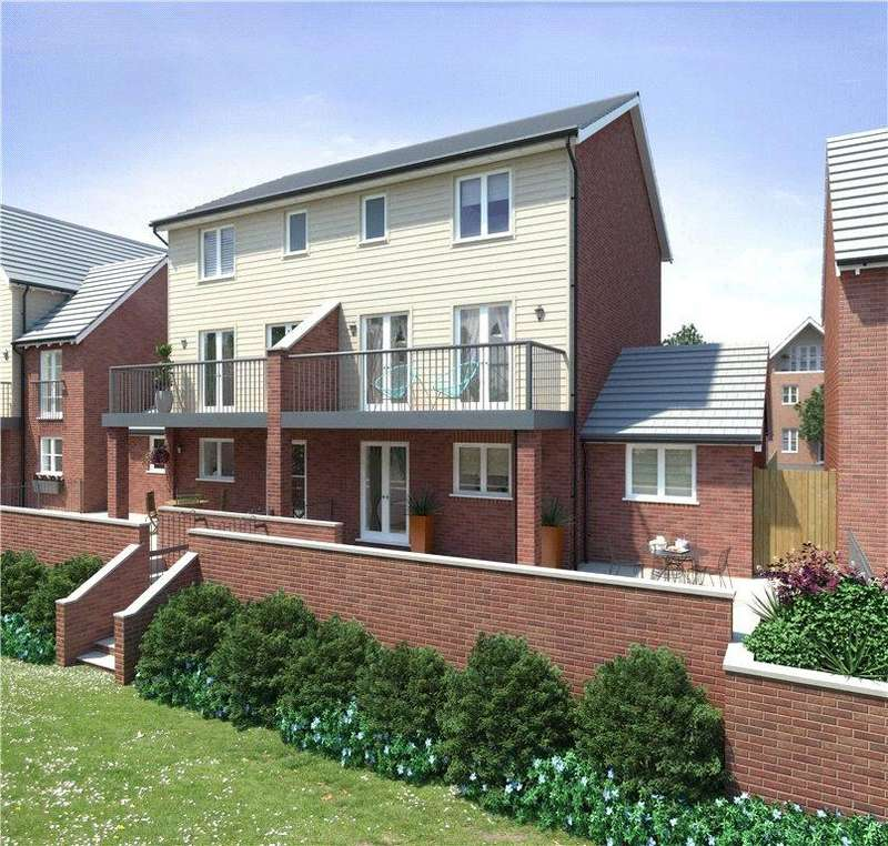 4 Bedrooms House for sale in PLOT 196 ROXBY PHASE 1, Navigation Point, Cinder Lane, Castleford