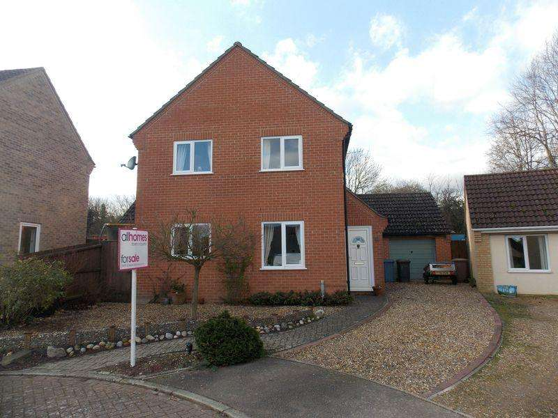 4 Bedrooms Detached House for sale in Michaelhouse Way, Stanton