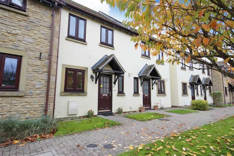 2 Bedrooms Terraced House for sale in Coxwell Gardens, Faringdon, Oxfordshire