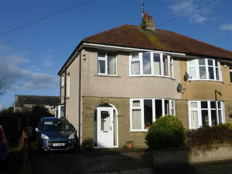 3 Bedrooms Semi Detached House for sale in Toll Bar Crescent, Lancaster, LA1