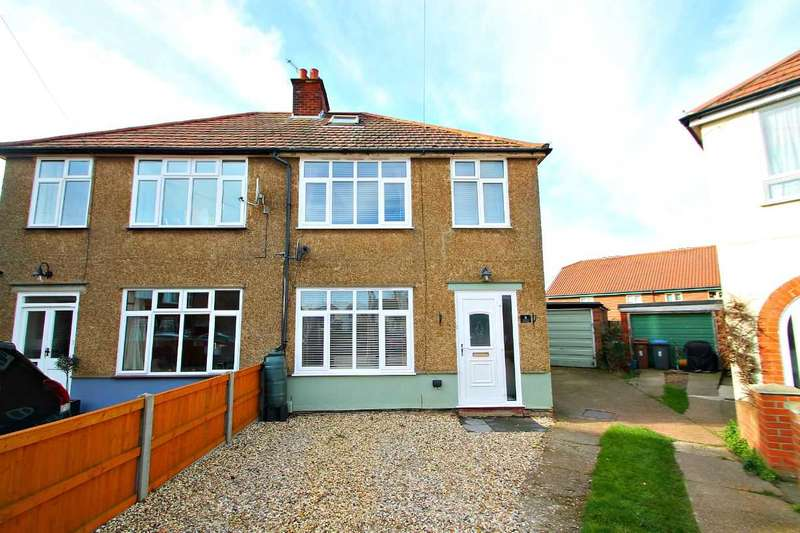 3 Bedrooms House for sale in St Marys Crescent, Felixstowe