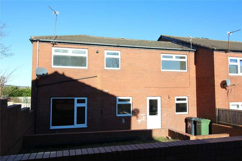 3 Bedrooms End Of Terrace House for sale in Ganners Grove, Leeds, West Yorkshire, LS13