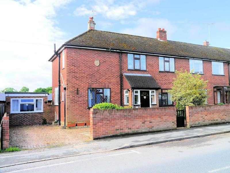 3 Bedrooms Semi Detached House for sale in St Leonards Road, Windsor SL4