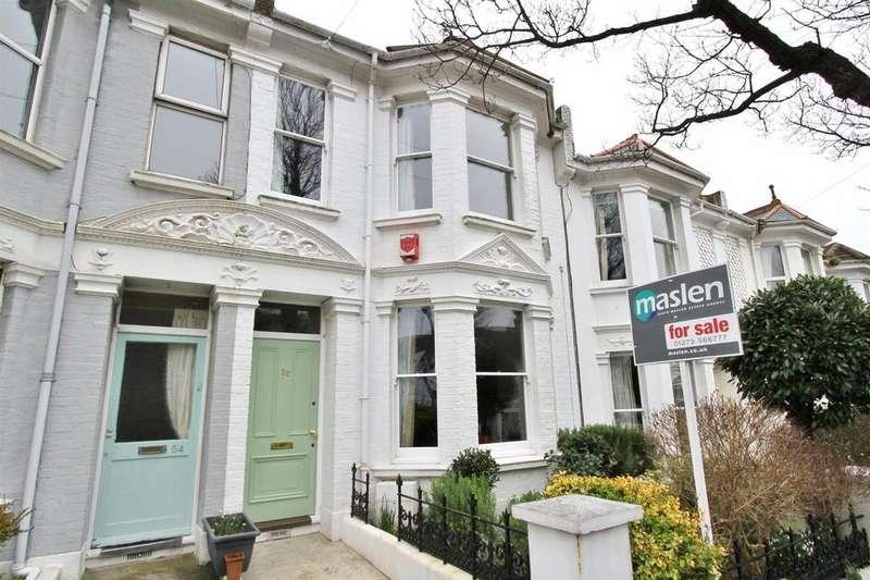 3 Bedrooms Terraced House for sale in Edburton Avenue