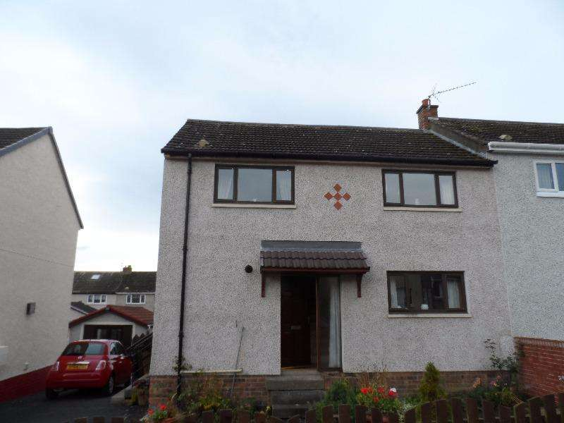 3 Bedrooms Terraced House for rent in Lyne Street, Wishaw, North Lanarkshire