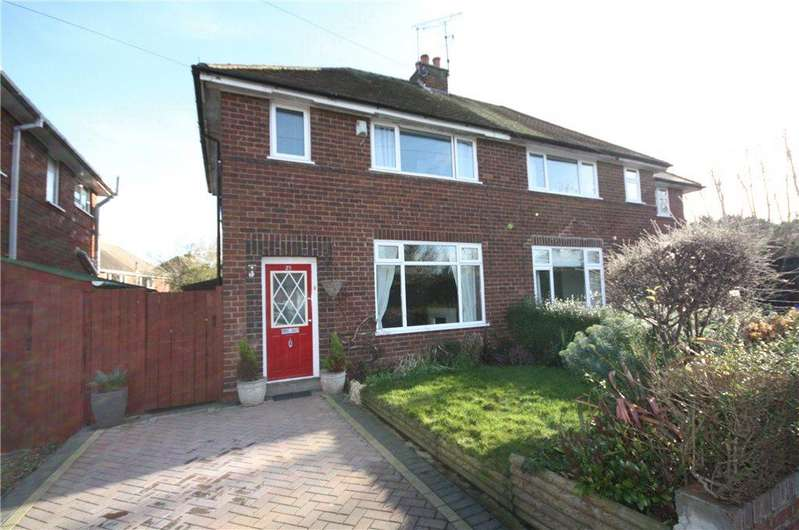 3 Bedrooms Semi Detached House for sale in St. Michaels Road, Worcester, Worcestershire, WR3