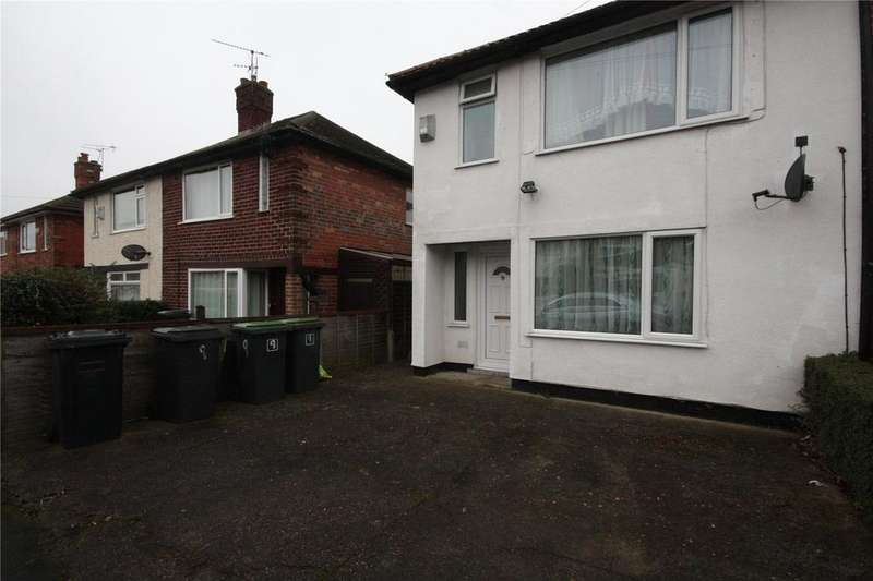 3 Bedrooms House for sale in Mottram Road, Beeston, Nottingham, NG9
