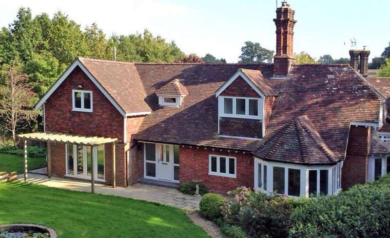 4 Bedrooms Detached House for rent in Goudhurst, Cranbrook