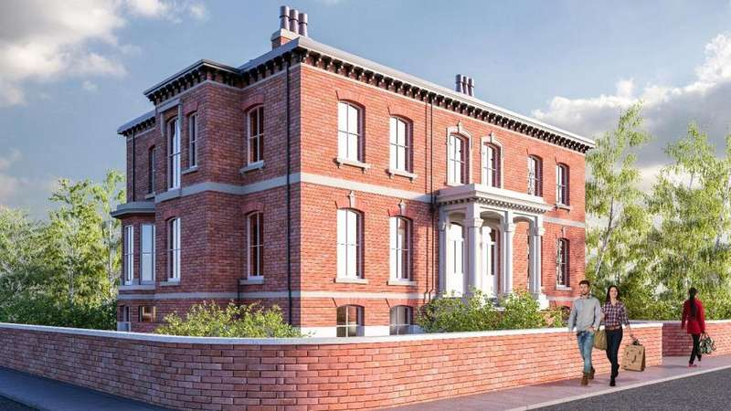 2 Bedrooms Apartment Flat for sale in APT 8, HANOVER HOUSE, 22 CLARENDON ROAD, LS2 9QD