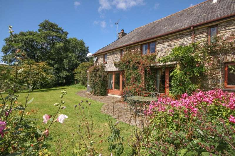 4 Bedrooms Detached House for sale in Coarsewell, Ugborough, Ivybridge, PL21