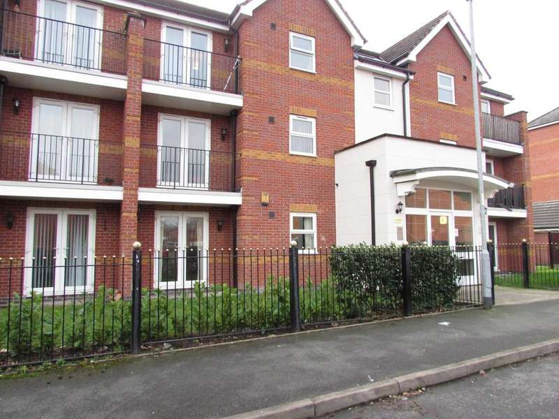 2 Bedrooms Apartment Flat for sale in Oakcliffe Road, Baguley, Manchester, M23