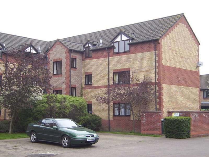 2 Bedrooms Apartment Flat for sale in Banbury