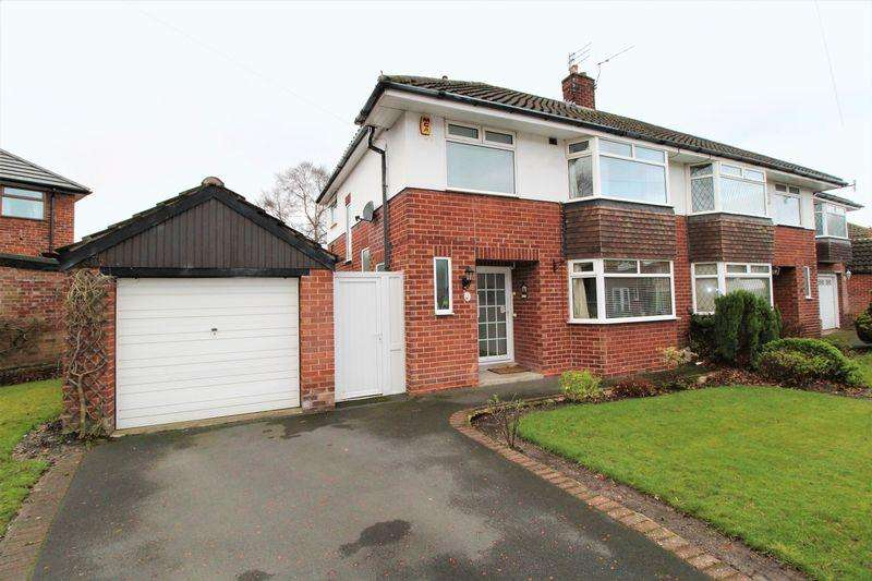 3 Bedrooms House for sale in Northway, Heswall