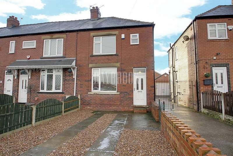 3 Bedrooms End Of Terrace House for sale in Laithes Lane, Athersley