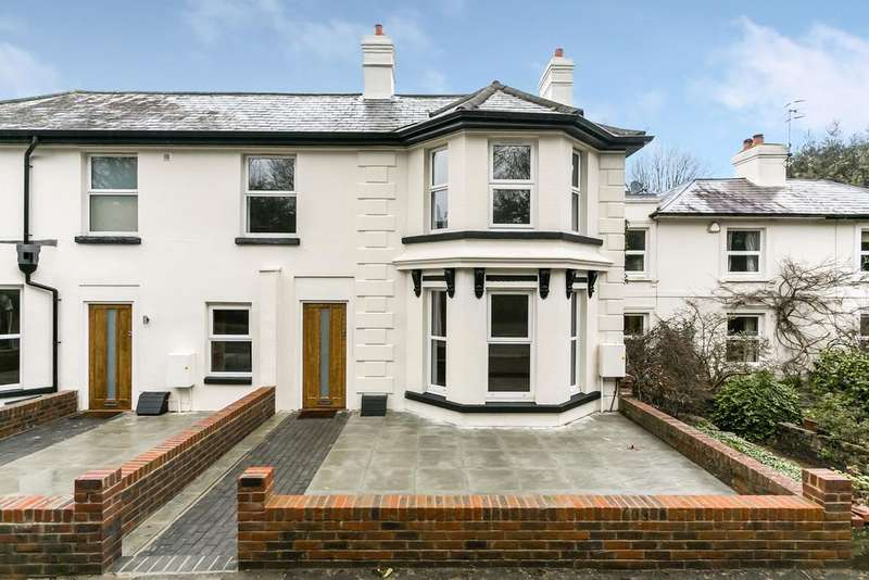 2 Bedrooms End Of Terrace House for sale in Langton Road, Langton Green