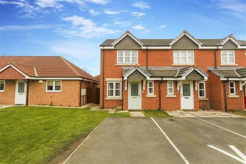 2 Bedrooms Terraced House for sale in Lavender Grove, Jarrow, Tyne And Wear
