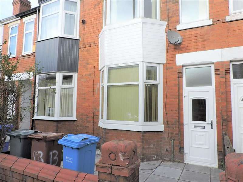 2 Bedrooms Terraced House for sale in Dorset Road, Manchester