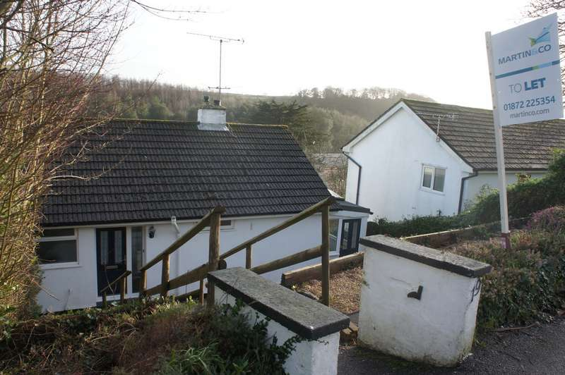 3 Bedrooms Semi Detached House for rent in Tresillian TR2