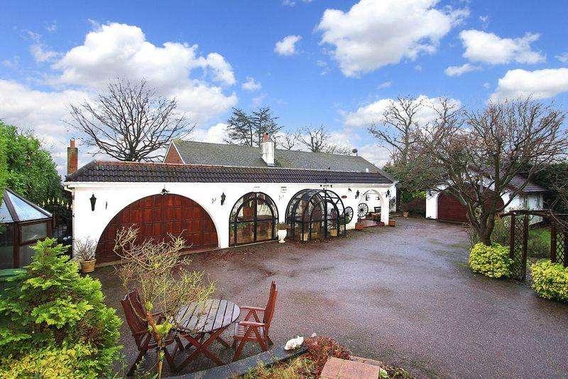 3 Bedrooms Detached Bungalow for sale in SEDGLEY, Wolverhampton Road