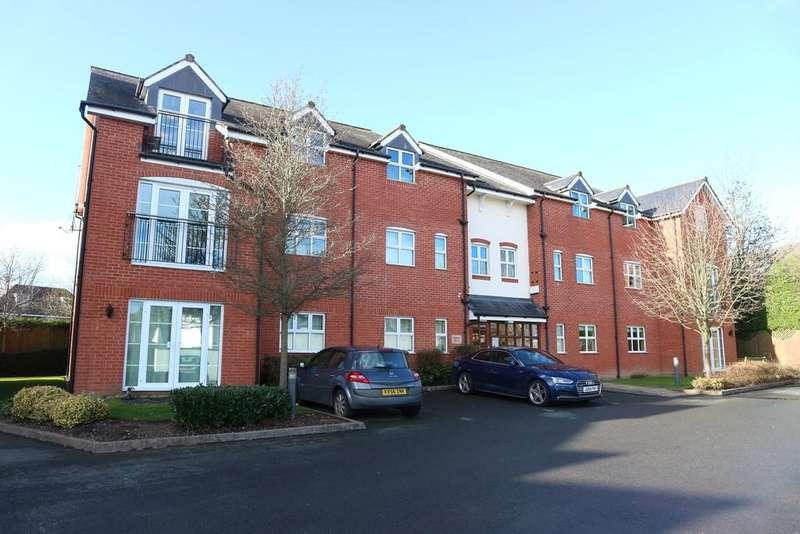 3 Bedrooms Apartment Flat for rent in Poplar Road, Dorridge