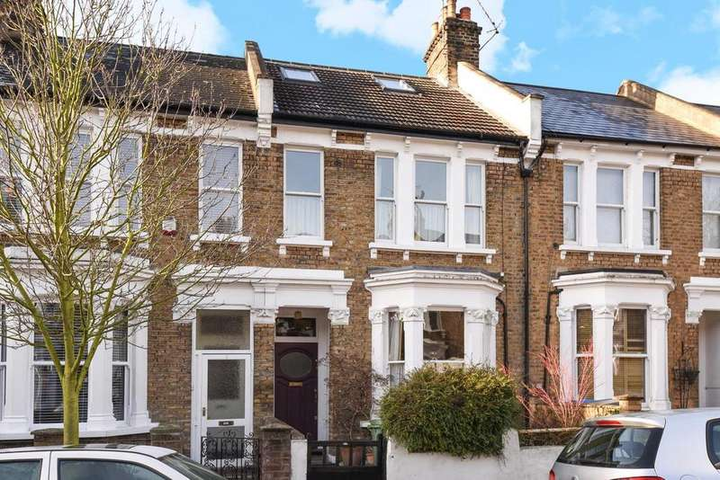 4 Bedrooms Terraced House for sale in Torbay Road, Brondesbury