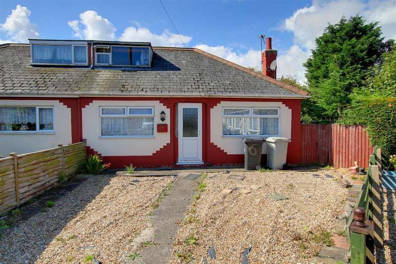3 Bedrooms Semi Detached Bungalow for sale in Harrow Road, Mablethorpe