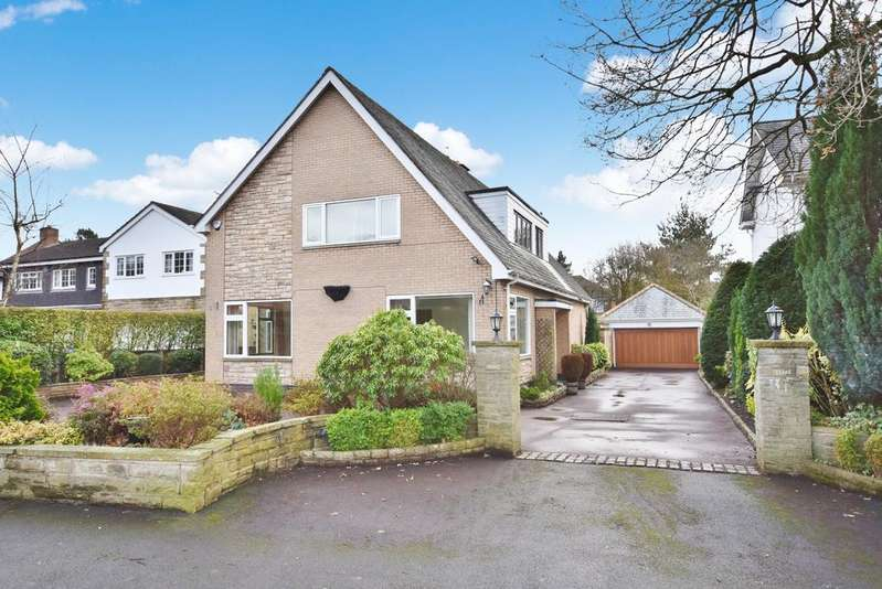 3 Bedrooms Detached House for sale in Hawley Lane, Hale Barns