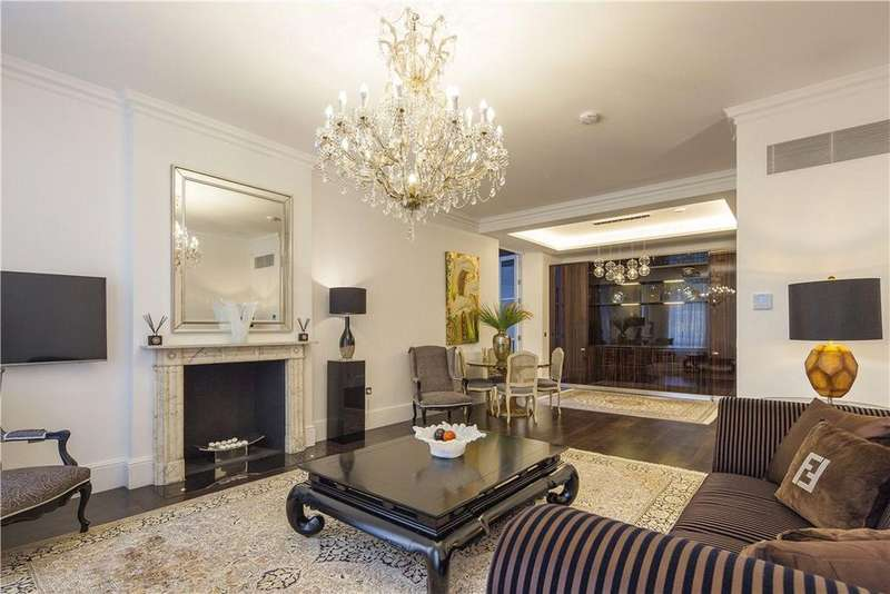 2 Bedrooms Flat for sale in Park Street, London, W1K