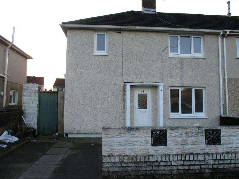 3 Bedrooms Semi Detached House for sale in Gordon Crescent, Sandfields, Port Talbot, Neath Port Talbot.