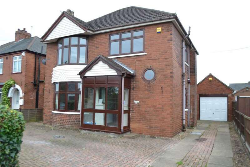 3 Bedrooms Detached House for sale in Priory Lane, Scunthorpe, North Lincolnshire, DN17