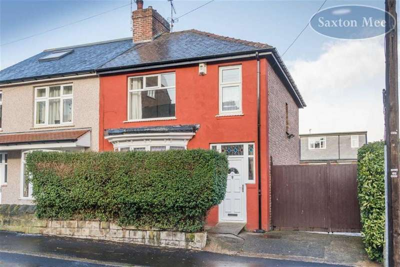 3 Bedrooms Semi Detached House for sale in Carlton Road, Hillsborough, Sheffield, S6