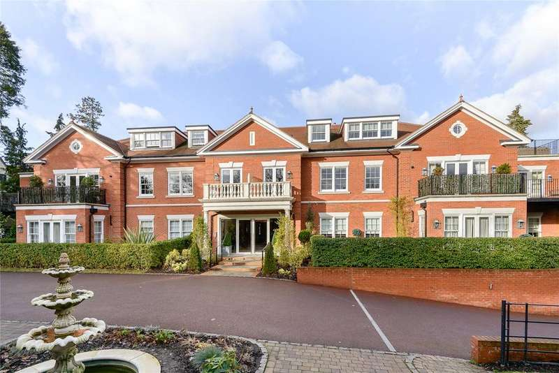 2 Bedrooms Flat for sale in Westbrook House, Windsor Road, Ascot, Berkshire