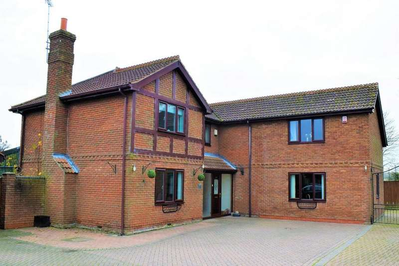 5 Bedrooms Detached House for sale in Barnoldby Road, Waltham, Grimsby, North East Lincolnshire, DN37