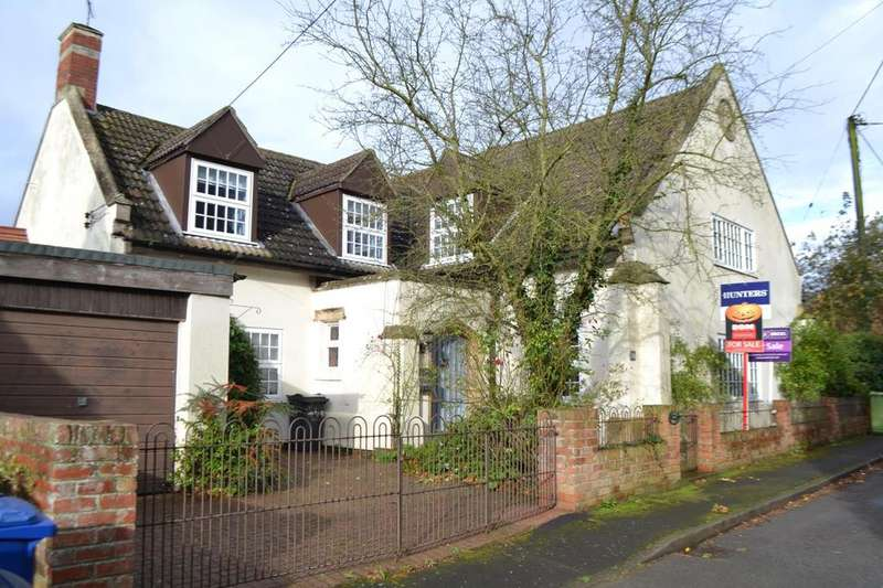 5 Bedrooms Detached House for sale in Weldon Road, Hemswell, Gainsborough, Lincolnshire, DN21